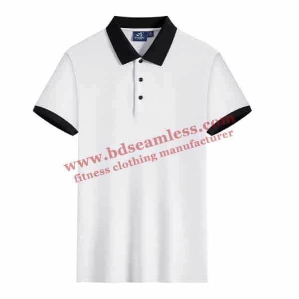 White American golf T shirts wholesale