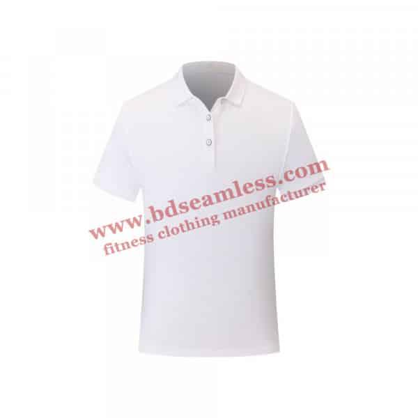 golf white t shirt wholesale manufacturer