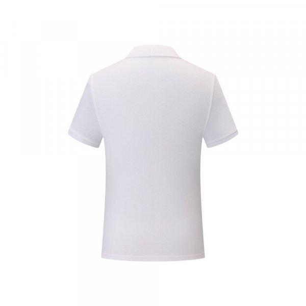 Customized golf white t shirt supplier