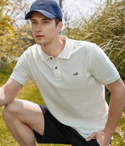 how to dress up a polo shirt