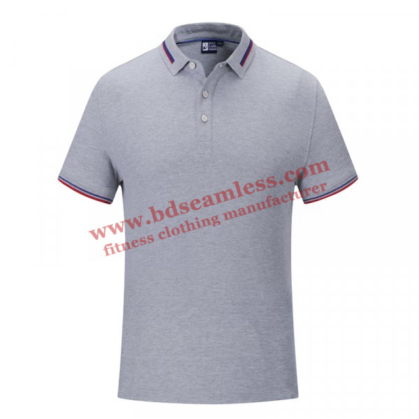 Grey golf themed tee shirts wholesale