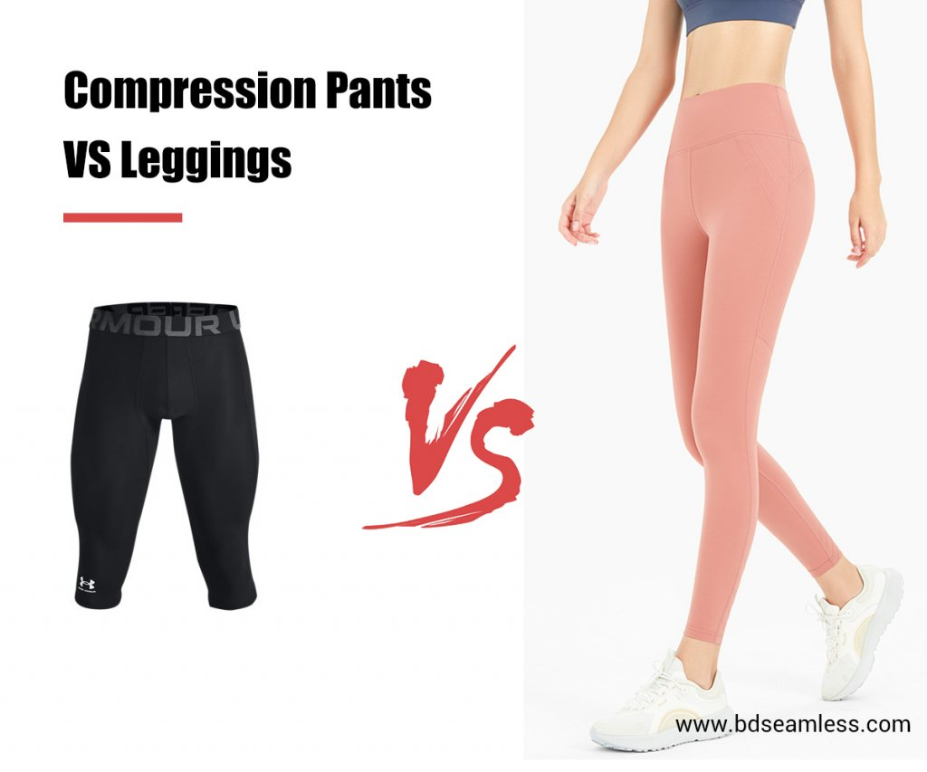Compression Pants vs Leggings: What Are The Differences?