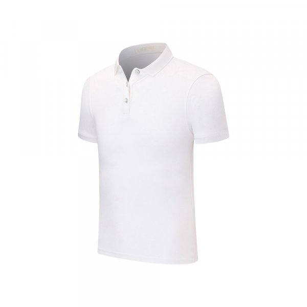 Customized golf white t shirt wholesale