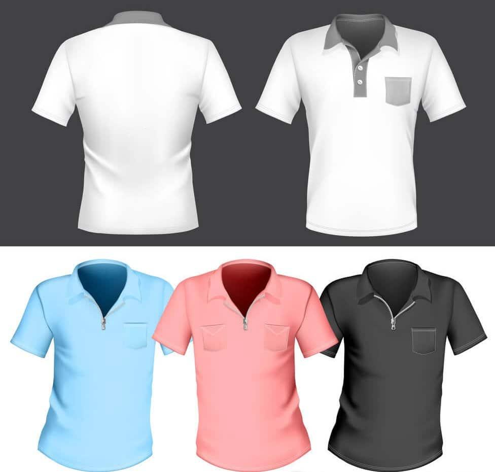 polo shirts style